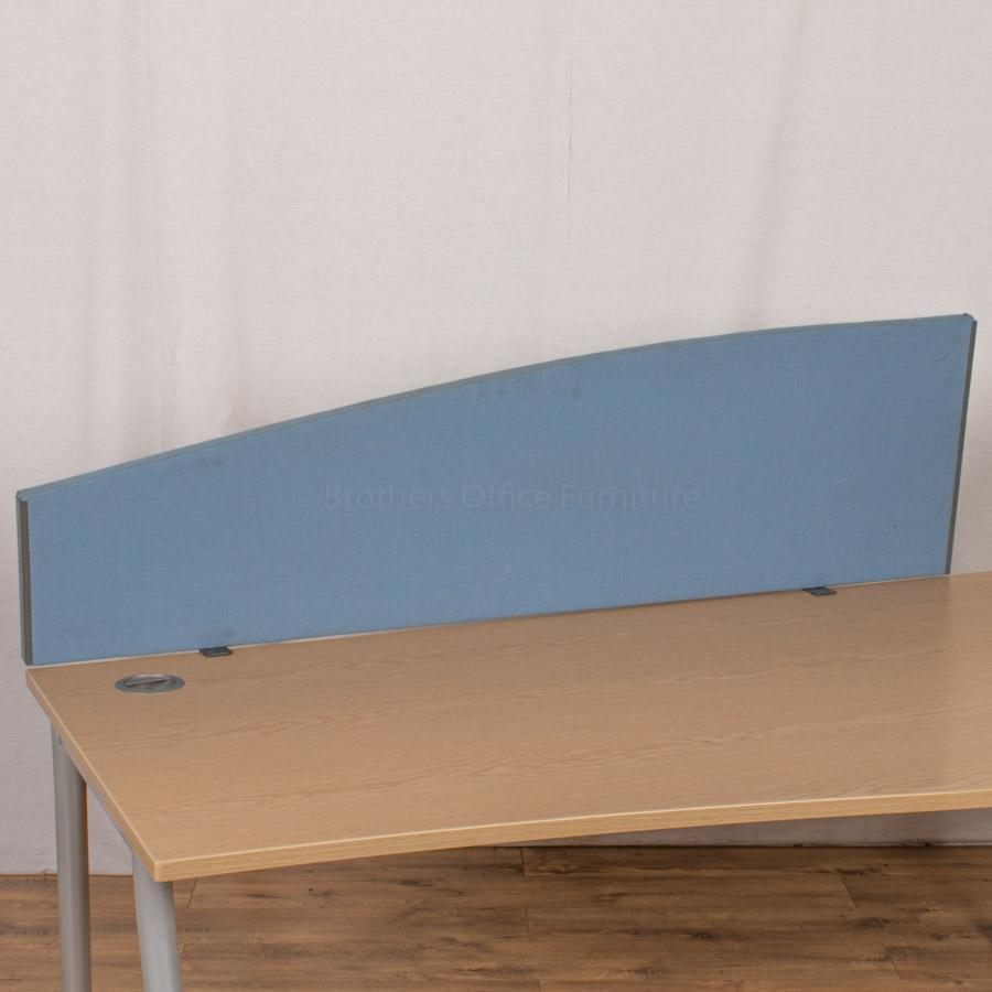 Light Blue 1590 Desk Divider (UDS27)