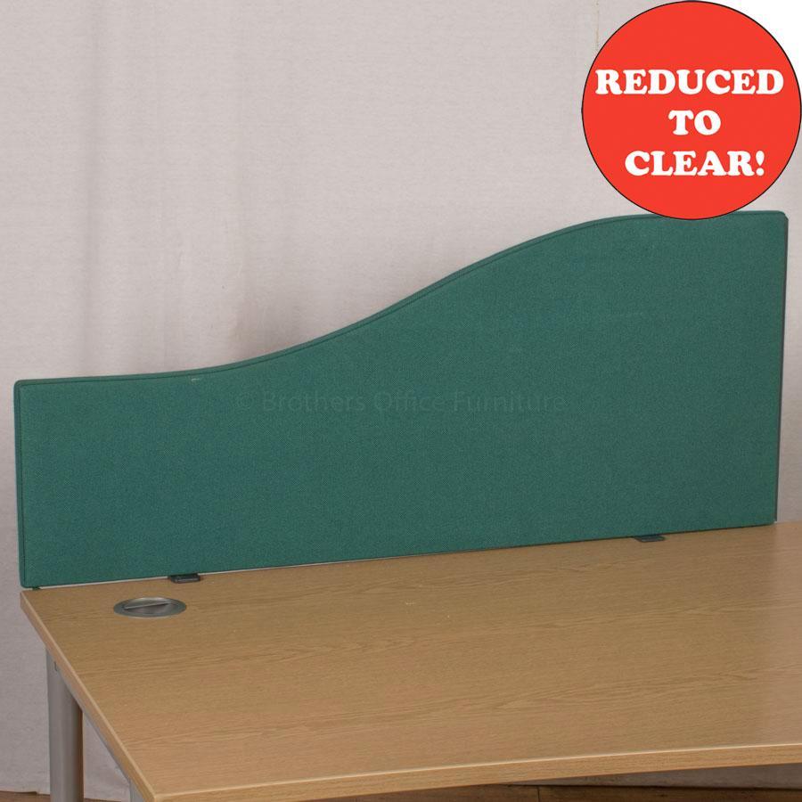 Green 1170 Desk Divider (UDS28)