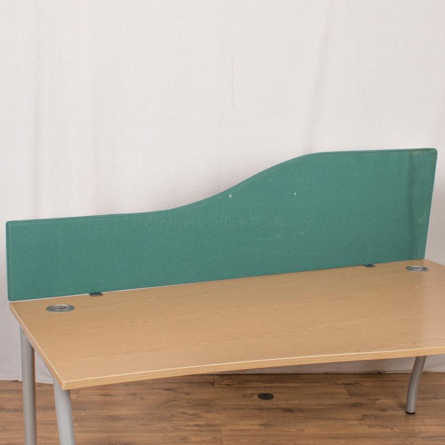 Green 1790 Desk Divider (UDS29)