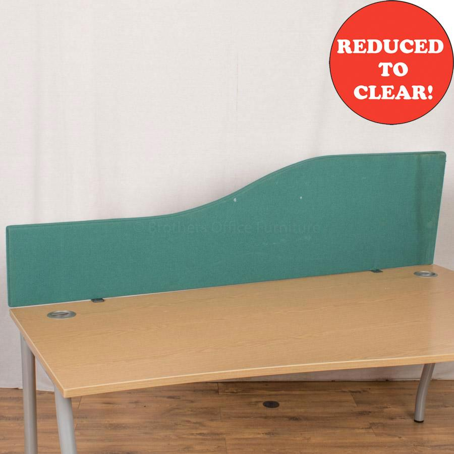 Green 1790 Desk Divider (UDS29)