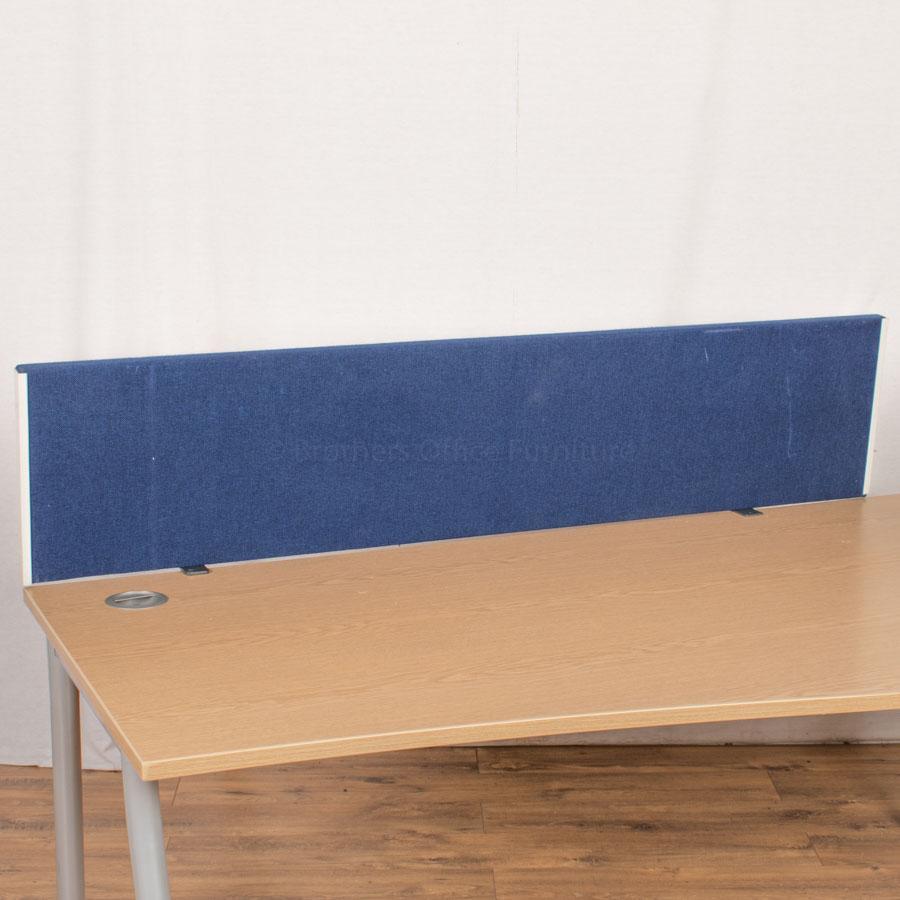 Blue 1600 Desk Divider (UDS30)