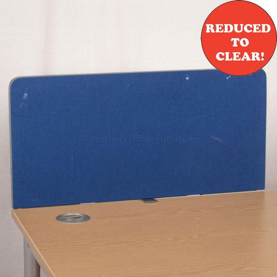 Blue 790 Desk Divider (UDS31)