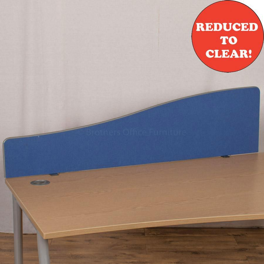 Blue 1560 Desk Divider (UDS33)