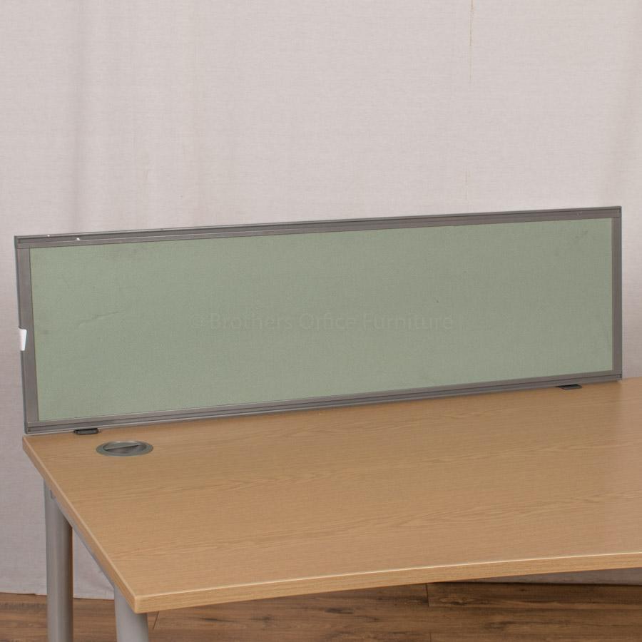 Kinnarps Green 1200 Desk Divider (UDS34)