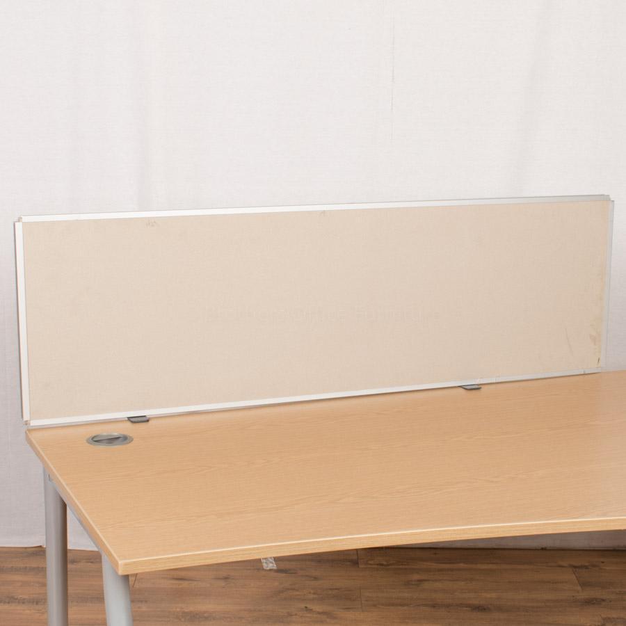 Beige 1470 Desk Divider (UDS37)