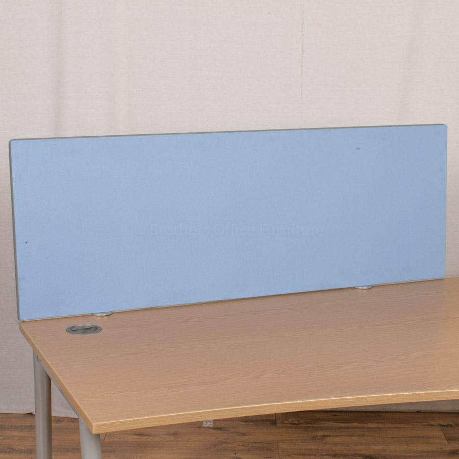 Light Blue 1390 Desk Divider (UDS39)