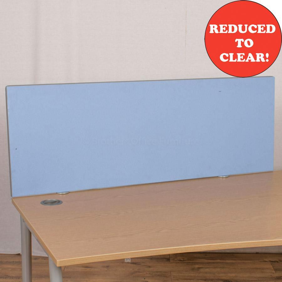 Light Blue 1390 Desk Divider (UDS39)