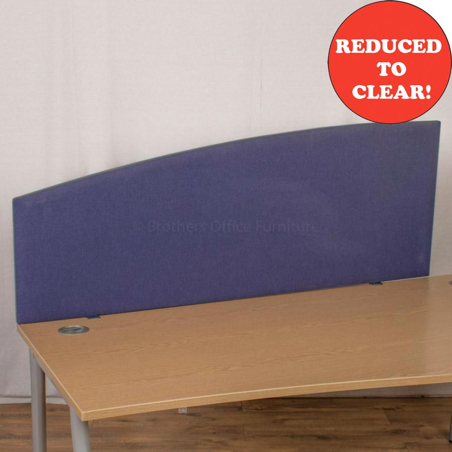 Grape 1600 Desk Divider (UDS40)