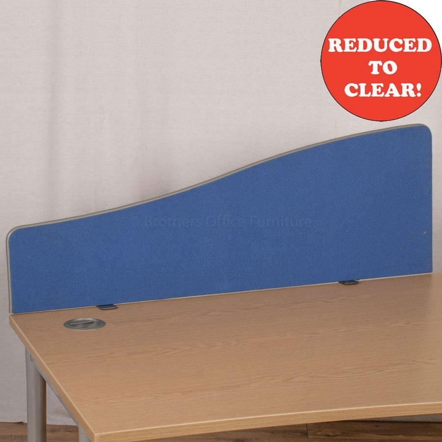 Blue 1160 Desk Divider (UDS41)