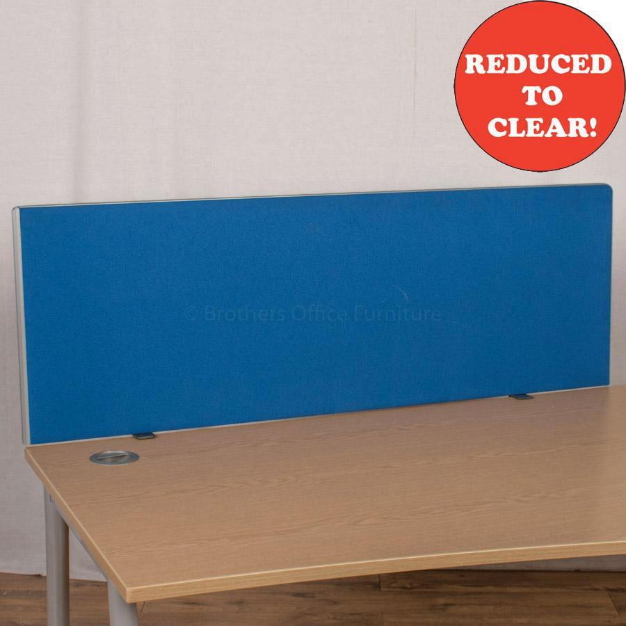 Blue 1390 Desk Divider (UDS46)