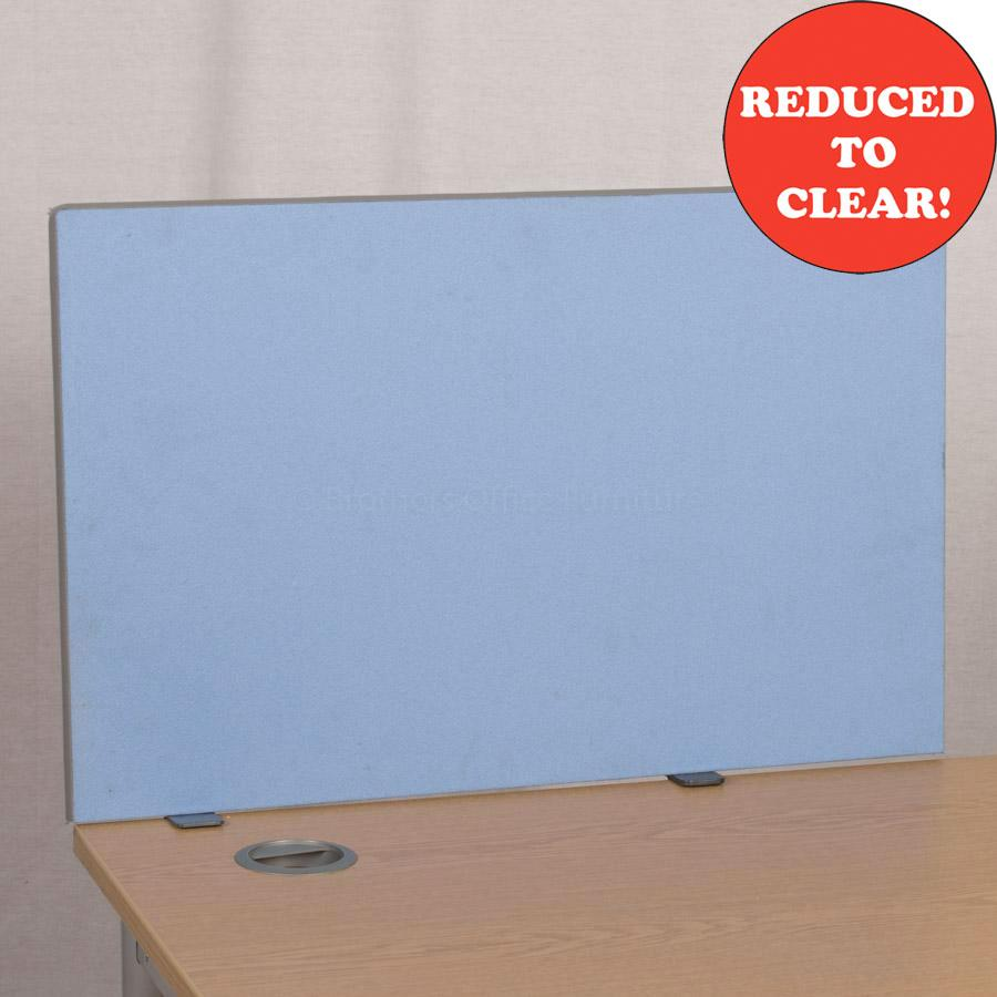 Light Blue 790 Desk Divider (UDS56)
