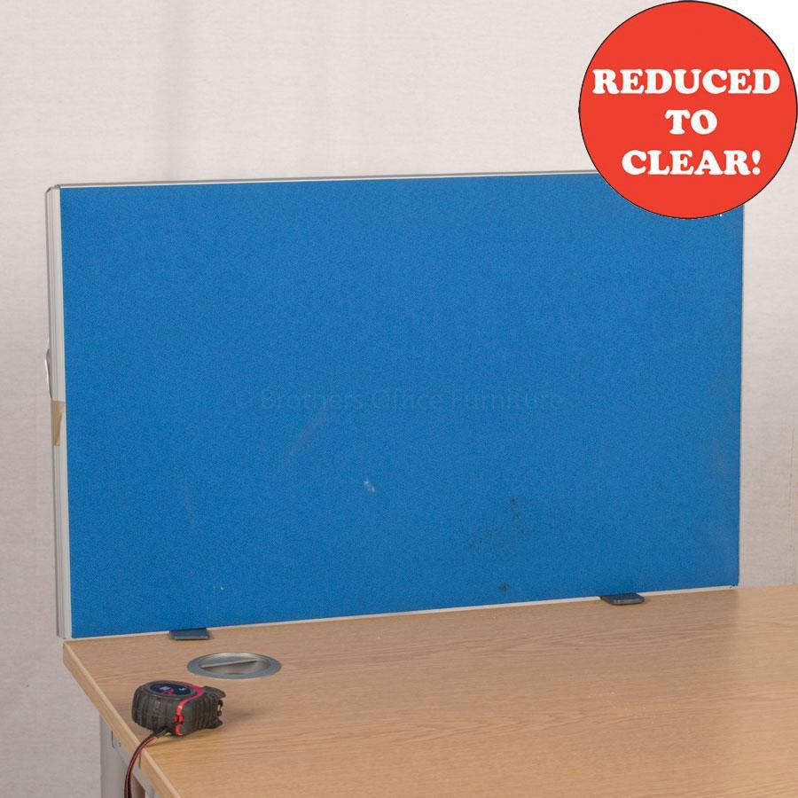 Blue 800 Desk Divider (UDS57)