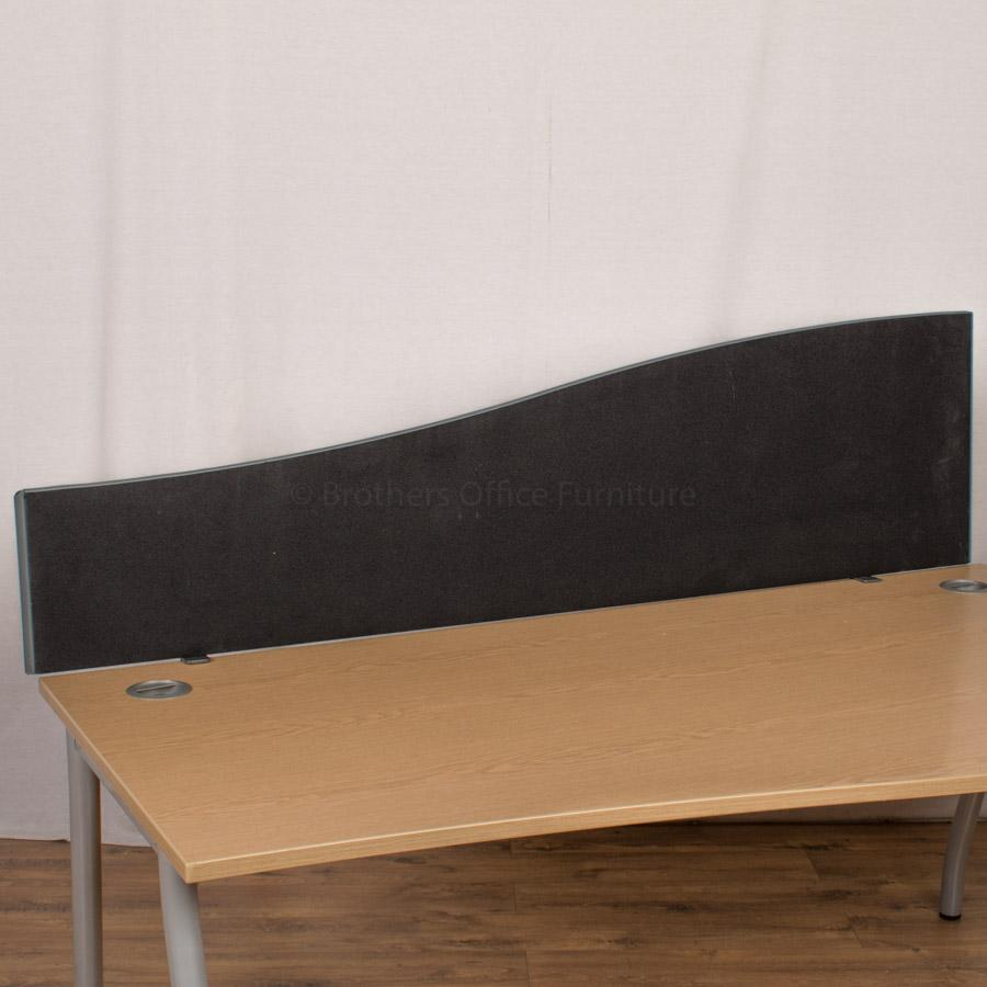 Black 1790 Desk Divider (UDS58)