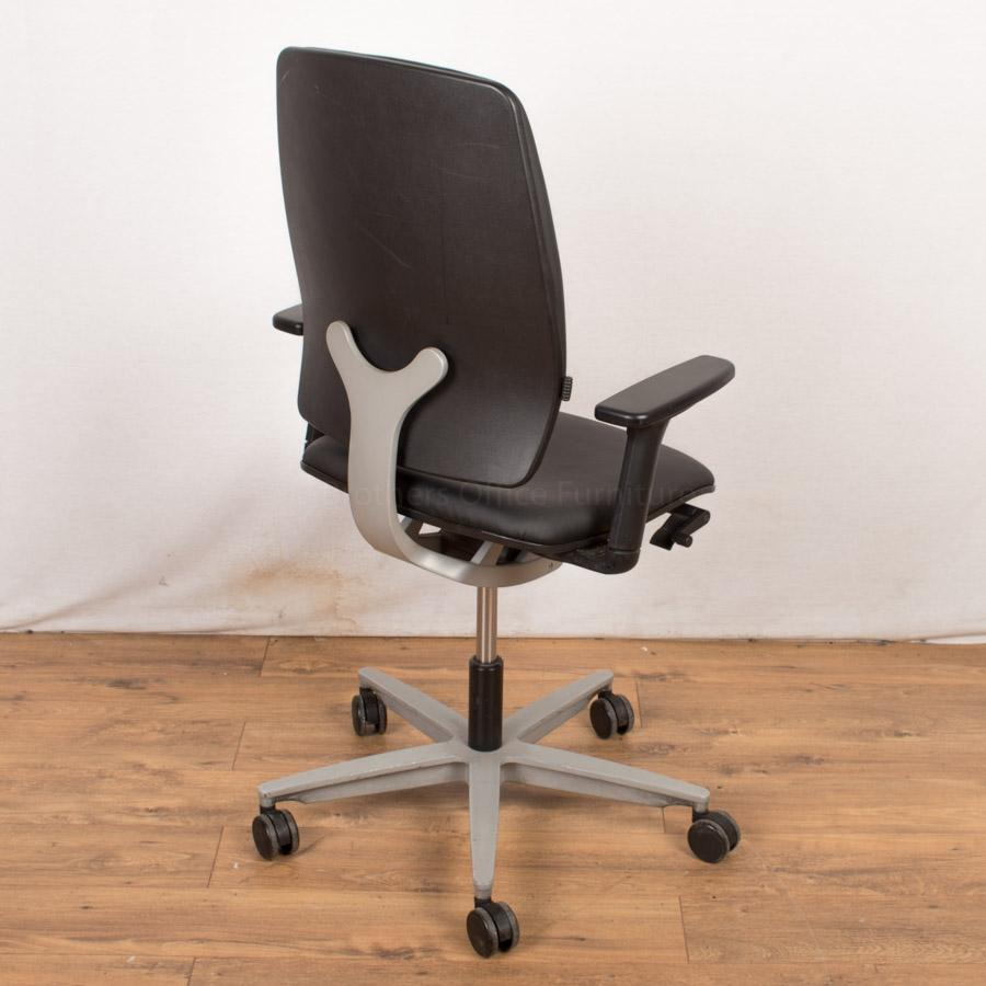 Sedus Early Bird Operators Chair | Leather