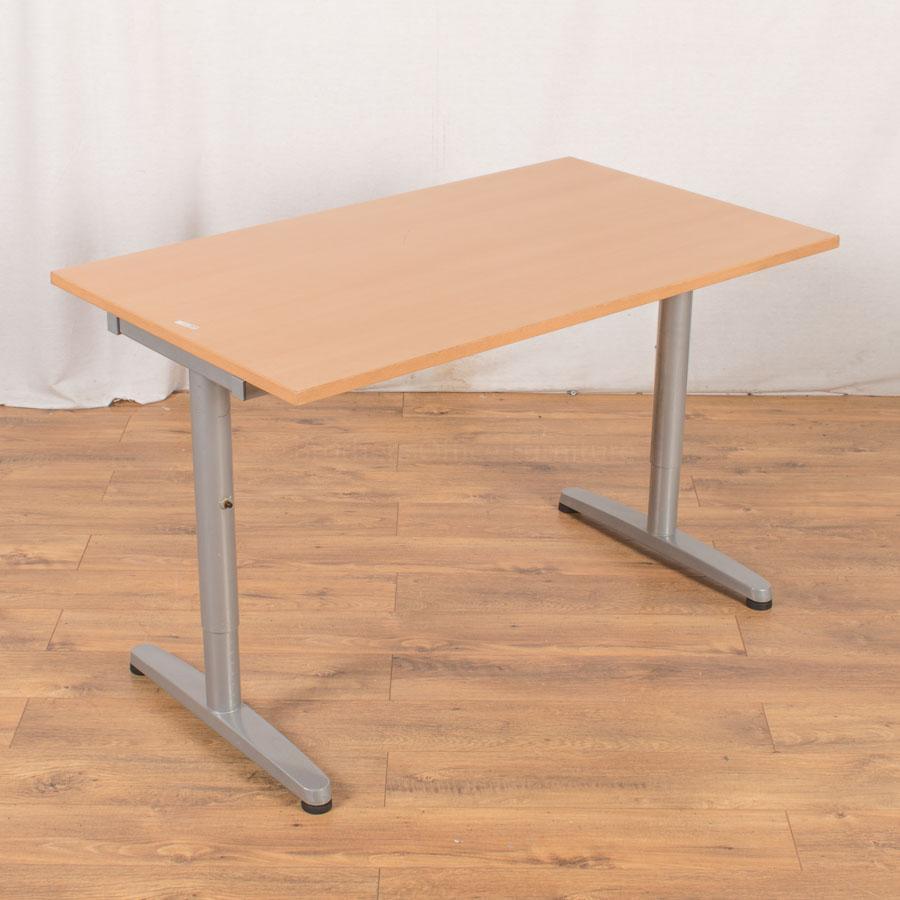 Oak 1200x700 Office Table (MT219)