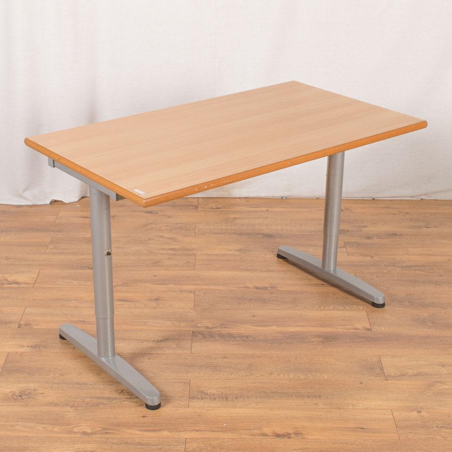 Oak 1210x680 Office Table (MT222)