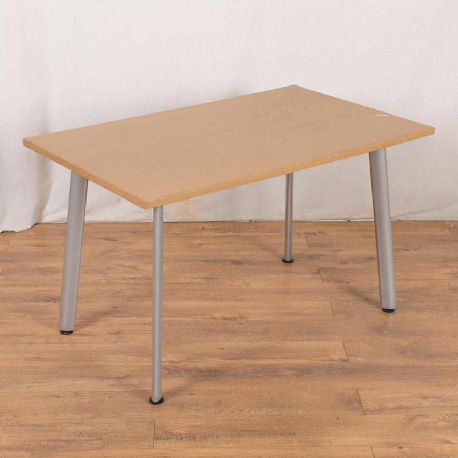 Oak 1200x735 Office Table (MT225)