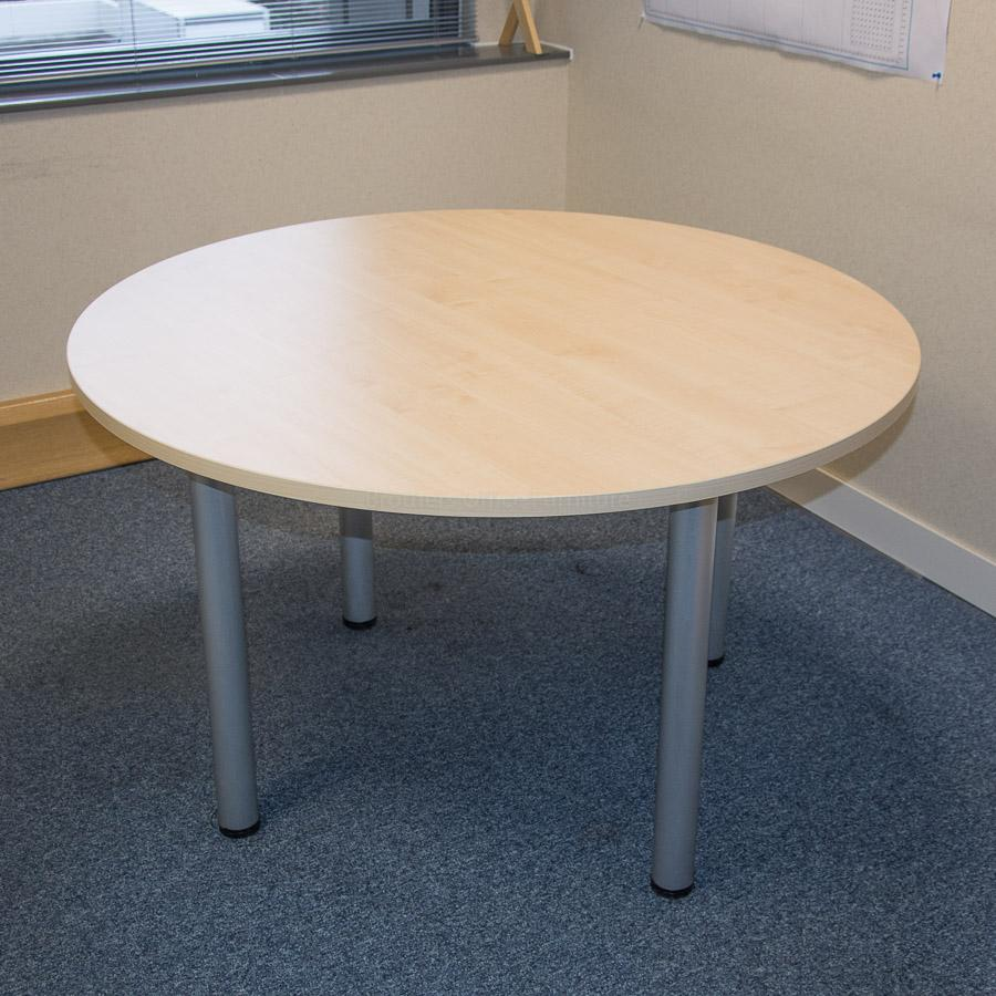 Kentec Maple 1200D Round Table