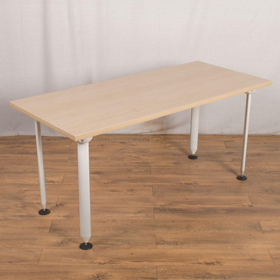 Herman Miller Maple 1600x700 Training Table