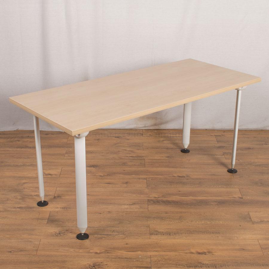 Herman Miller Maple 1600x700 Training Table