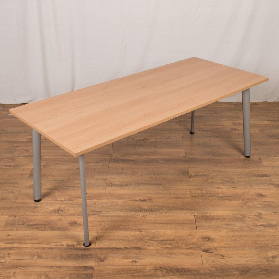 Beech 1800x800 Meeting Table
