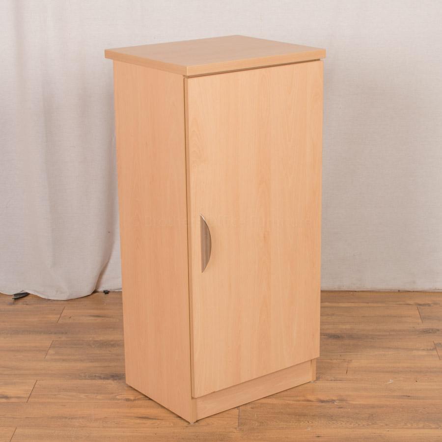 Senator Beech Single Door Cupboard