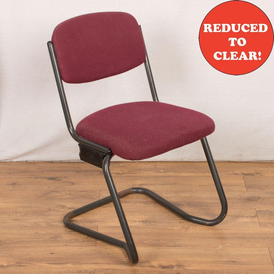 Antocks Lairn Cantilever Stacking Chair