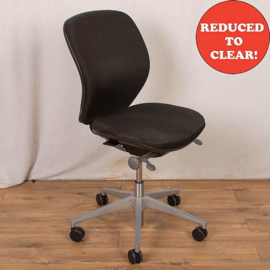 Orangebox Joy Office Chair - Silver Base (OP219)