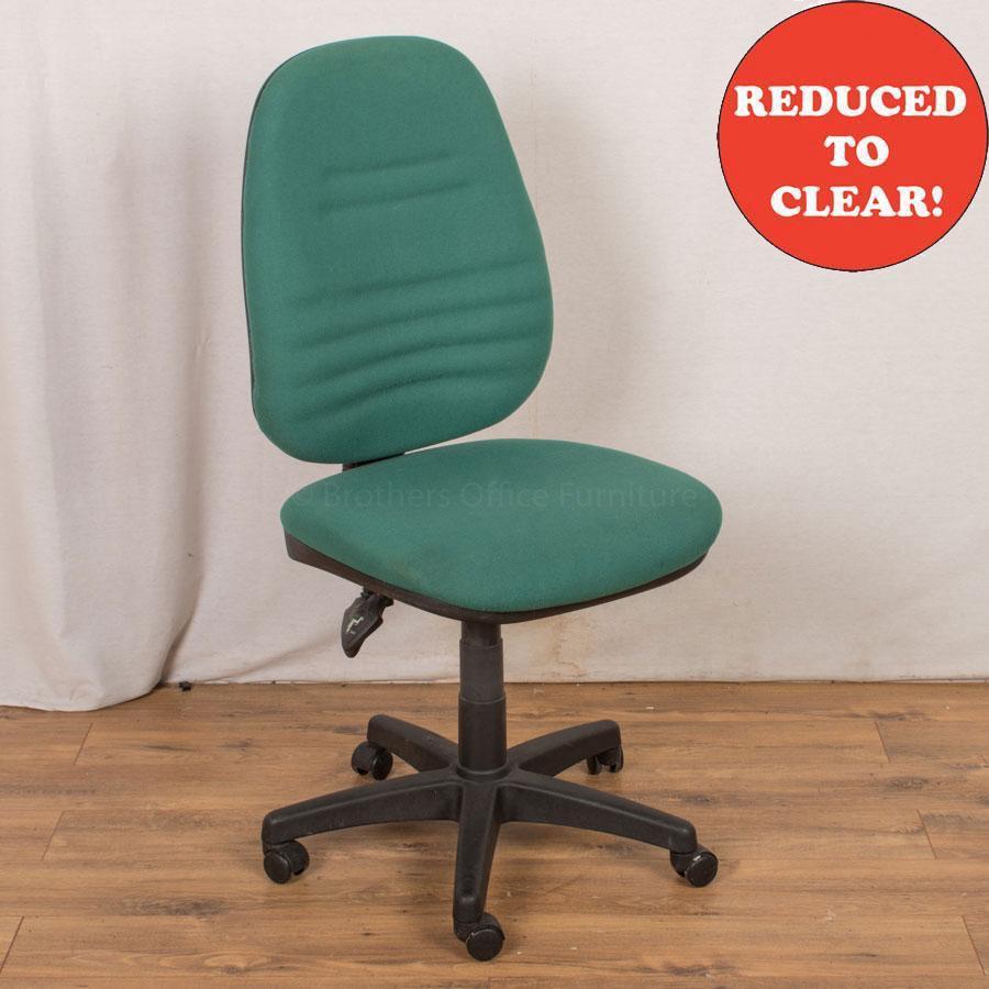 Green Office Chair (OP223)