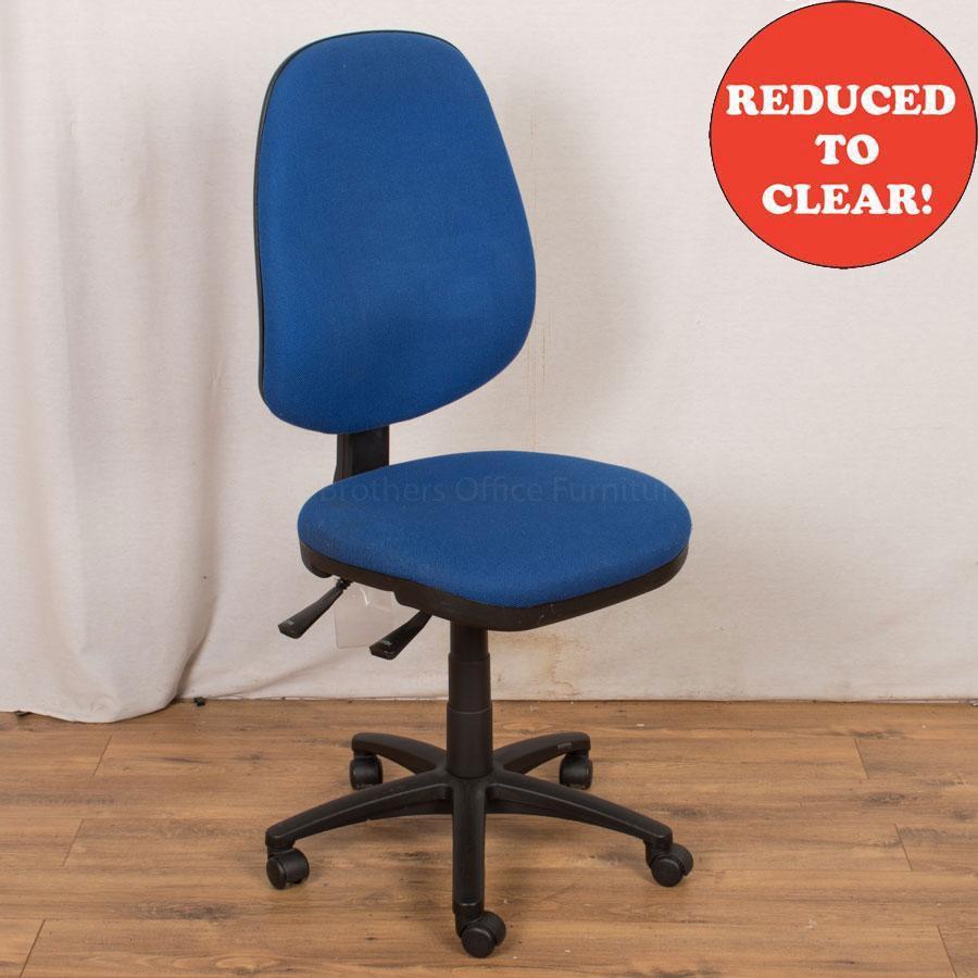 Blue Office Chair (OP224)