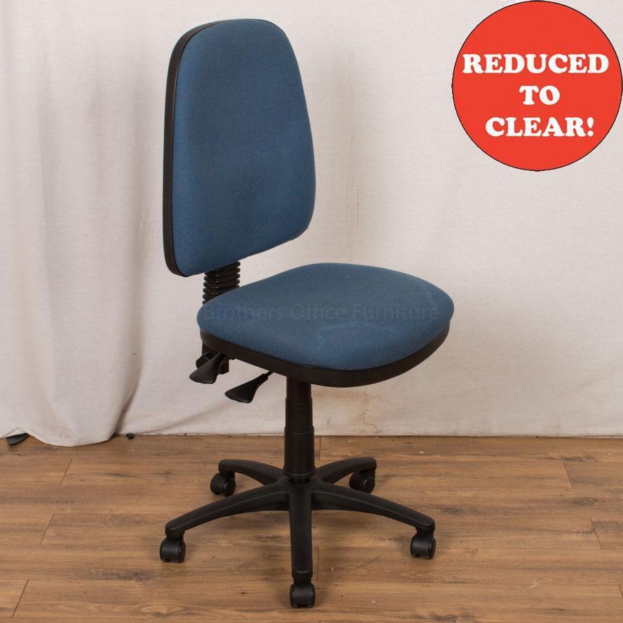Blue Office Chair (OP225)