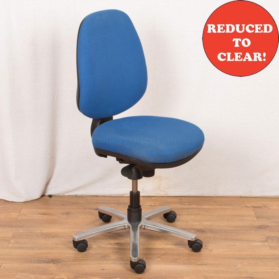 Blue Office Chair (OP230)