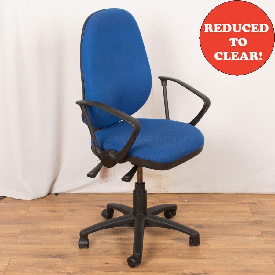 Blue Office Chair (OP233)