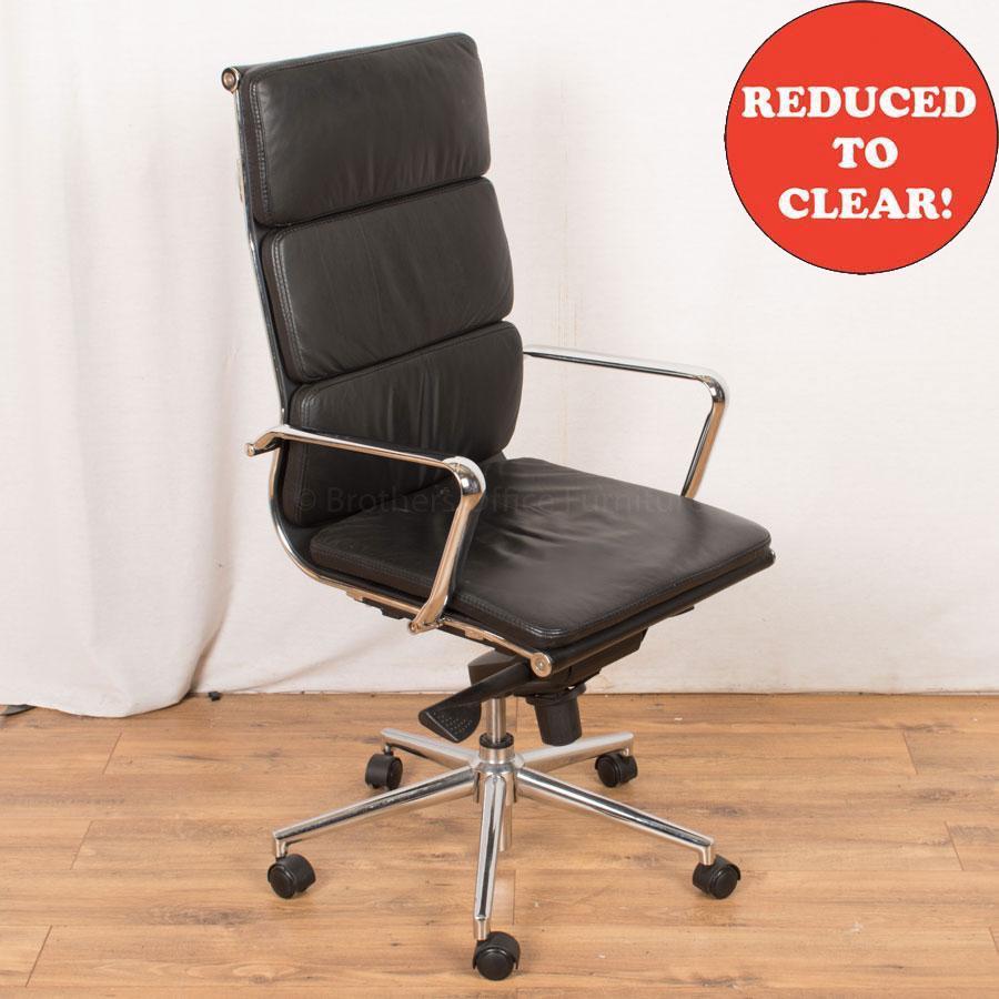 Eames Replica Soft Pad Chair (OP234)