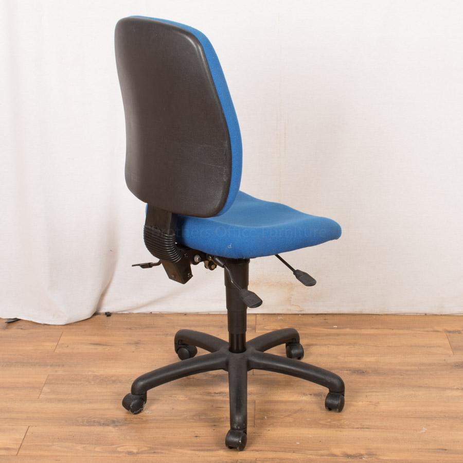 Blue Office Chair (OP236)