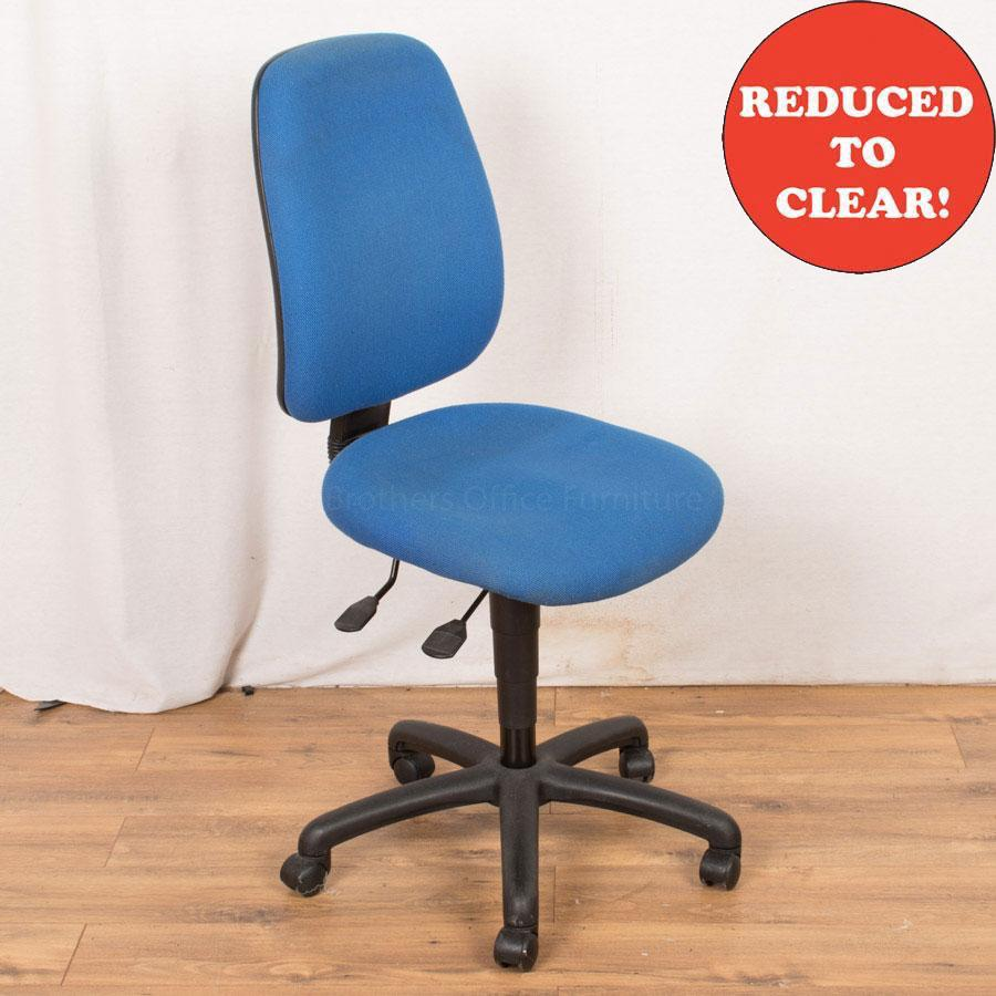 Blue Office Chair (OP236)