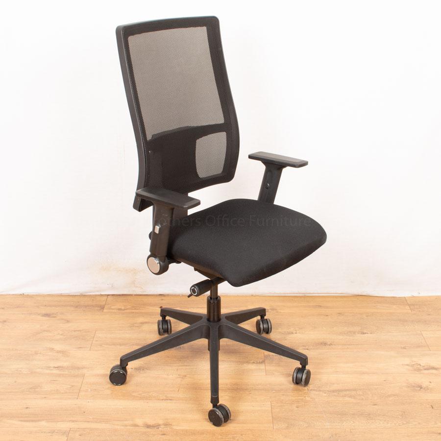 Gresham Mesh Back Operators Chair