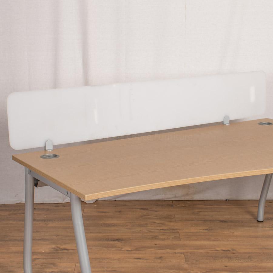 Perspex 1800W Desk Divider (UDS62)