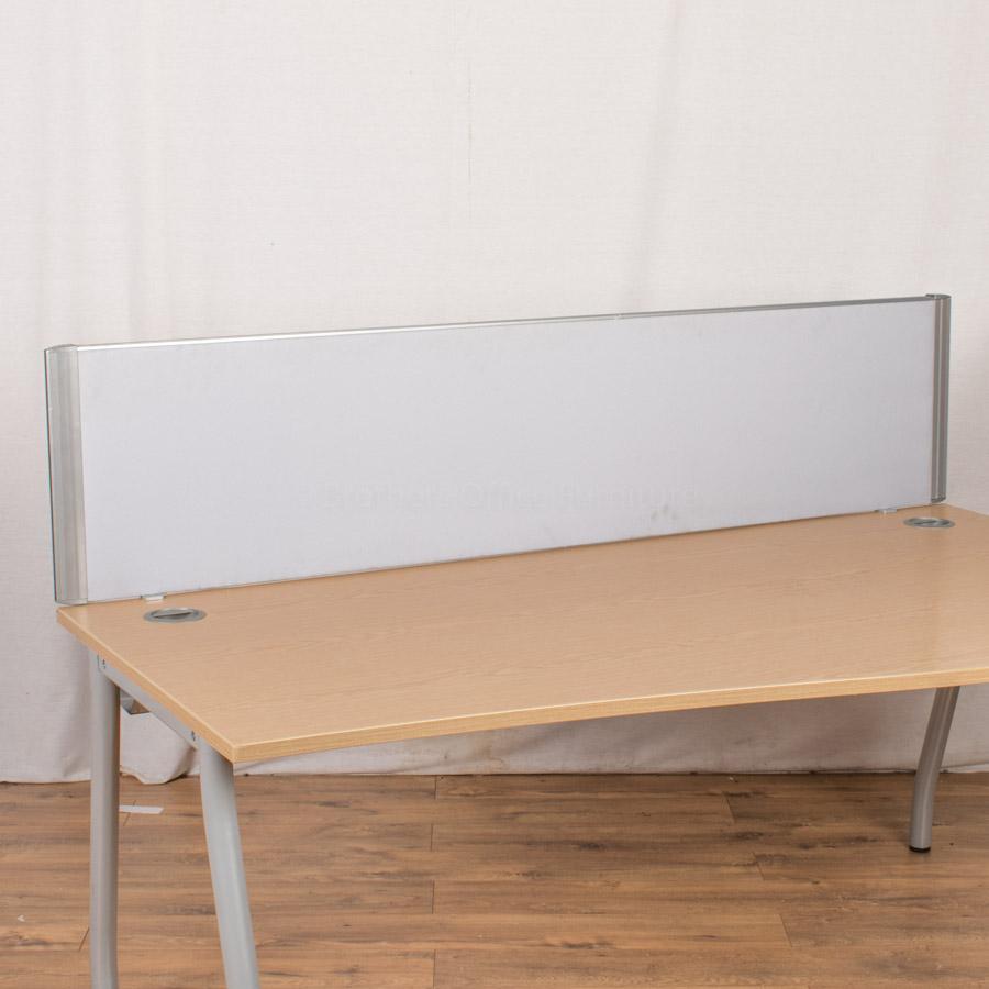 Pale Blue 1800W Desk Divider (UDS78)