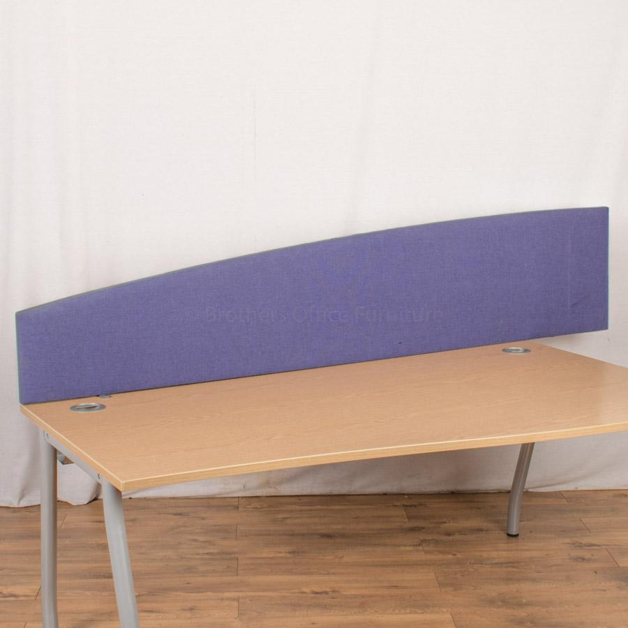 Purple 2200W Desk Divider (UDS84)