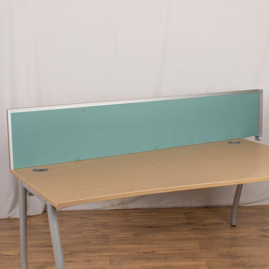 Green 2200W Desk Dividers (UDS85)