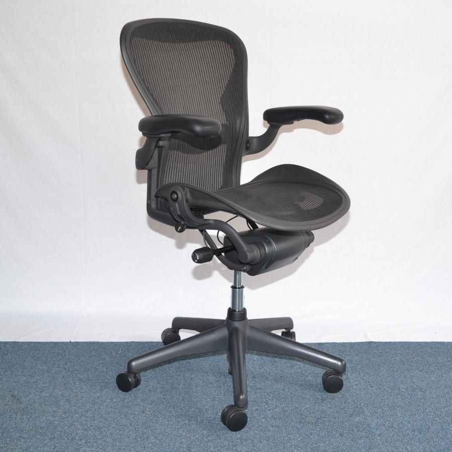 herman miller aeron size c task chair lumbar. Black Bedroom Furniture Sets. Home Design Ideas