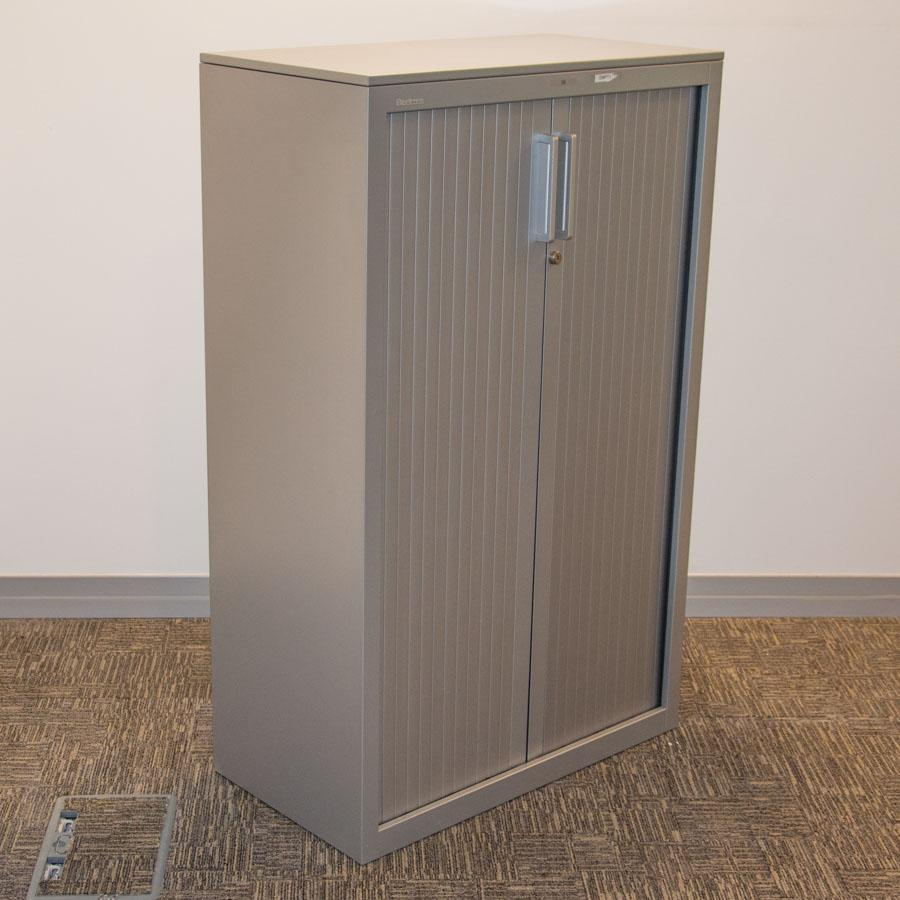 Steelcase 1400H Tambour Cupboard - Filing Frames
