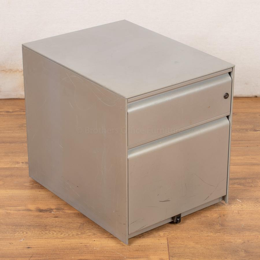 Steel Mobile Under Desk Pedestal (PED69)