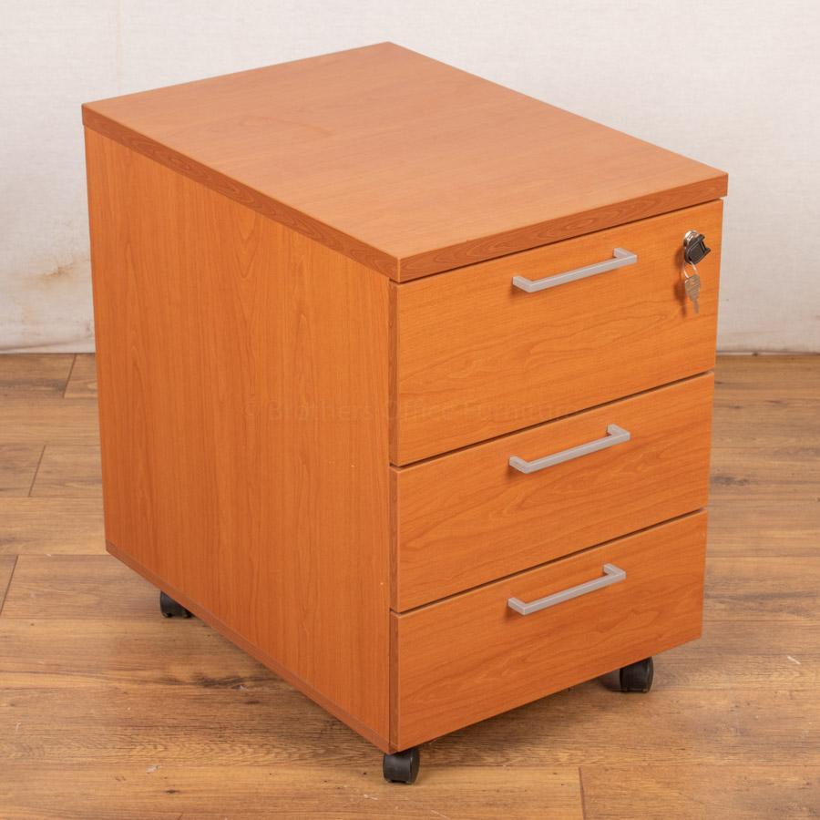 Cherry Mobile Under Desk Pedestal (PED70)
