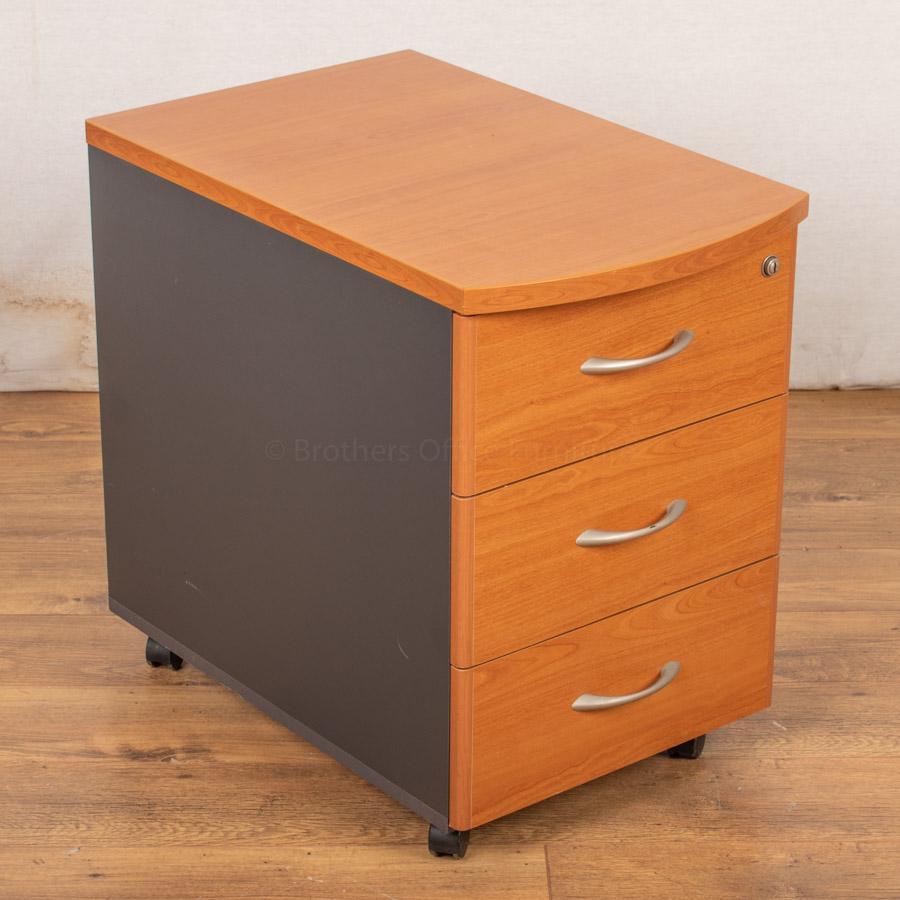Cherry Mobile Under Desk Pedestal (PED71)
