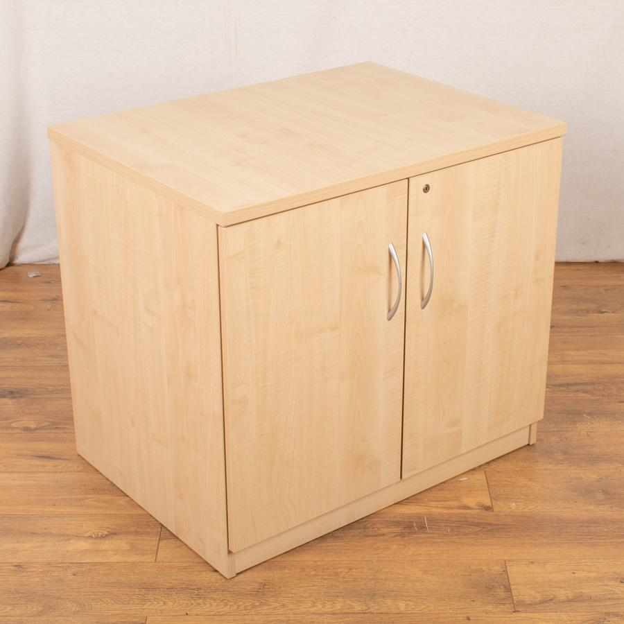 Maple 720H Office Cupboard (2DC154)