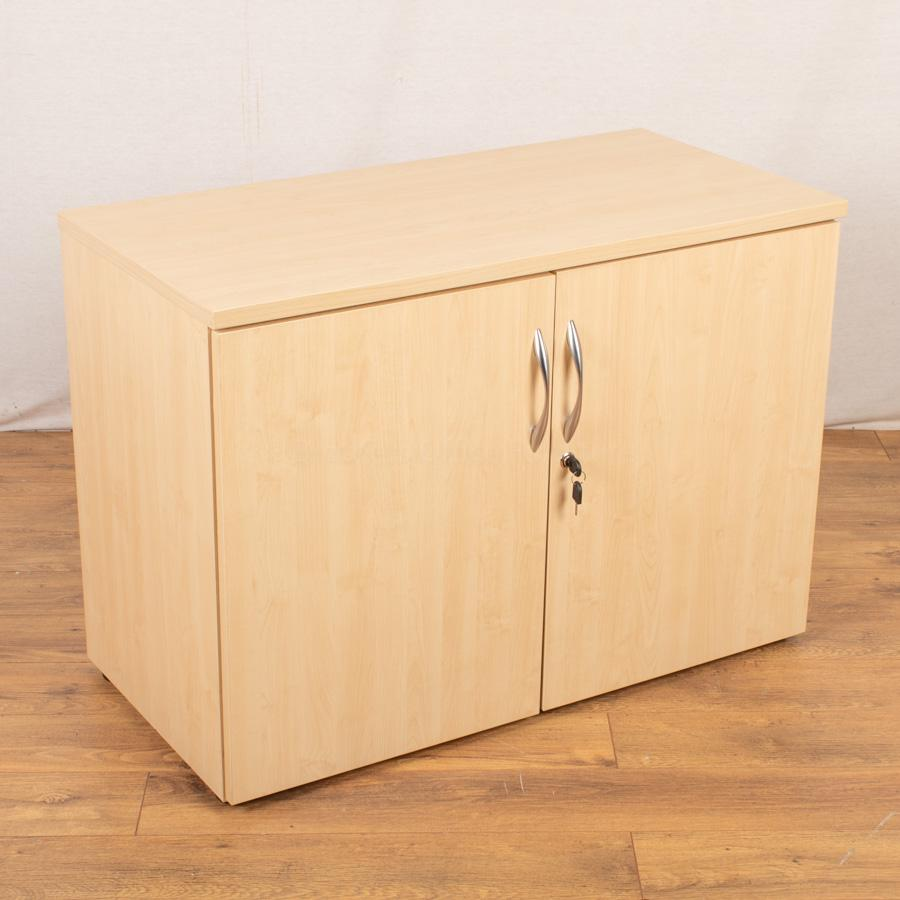 Maple 720H Office Cupboard (2DC155)