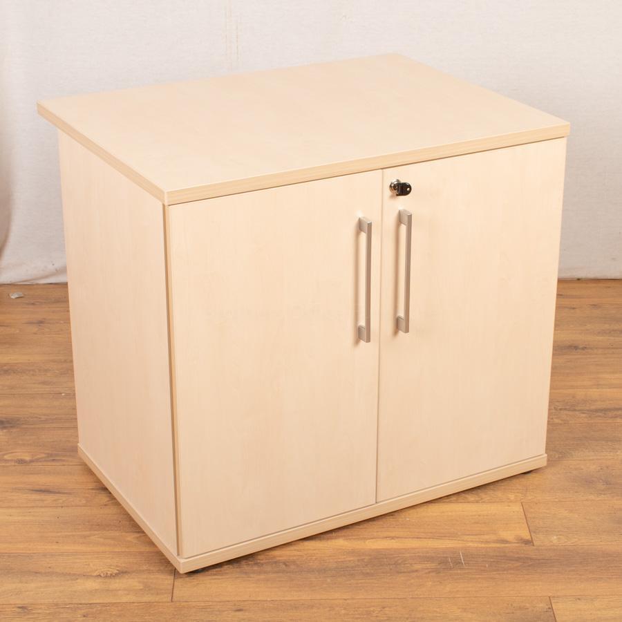 Maple 720H Office Cupboard (2DC156)