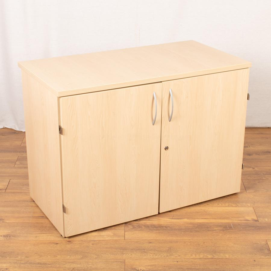 Maple 720H Office Cupboard (2DC157)